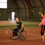 Badminton avec Tennis pour tous